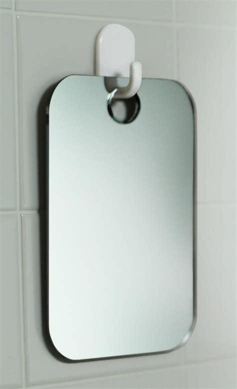Fogless Shaving Mirror For Shower by Fogless Shower Shaving Mirror Boing Boing