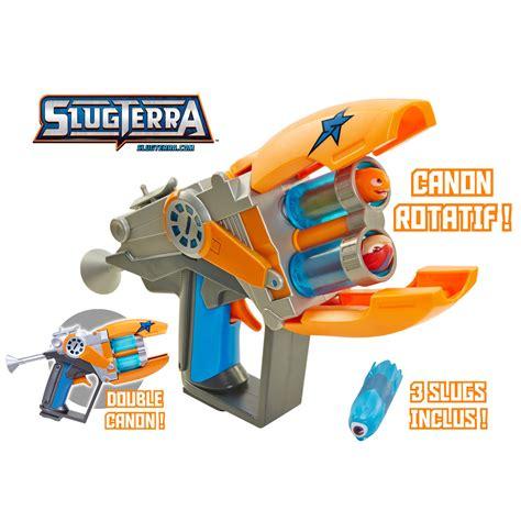 cuisine en bois jouet pistolet slugterra blaster canons et 3 slugs