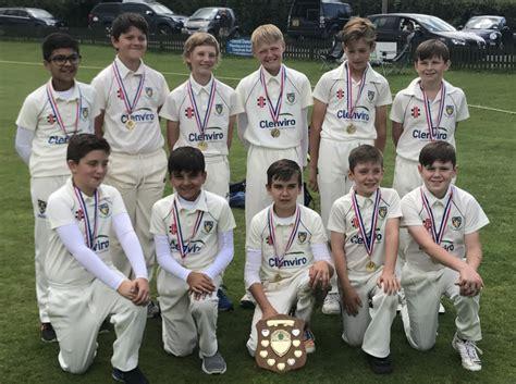 Wellington claim Cricket Shropshire Under 11 Club Final