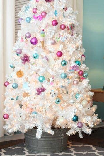 Árbol de Navidad de unicornio adornos fáciles ActitudFem