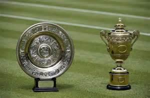 Ladies Wimbledon Trophy