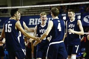 BYU Men's Volleyball: No. 3 Cougars cruise past Princeton ...