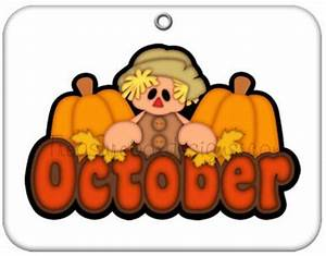 Month (October) | clip art | Pinterest