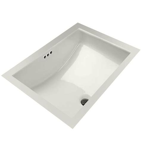 are mirabelle sinks mirabelle miru1812 bathroom sink build