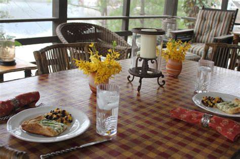 lake lure cottage kitchen asparagus tart for lake lure cottage kitchenlake 6750