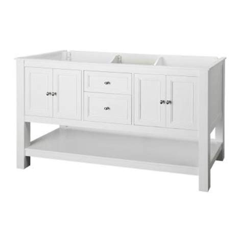 60 sink vanity home depot home decorators collection gazette 60 in vanity cabinet