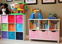 kids toy storage 44 Best Toy Storage Ideas that Kids Will Love in 2017