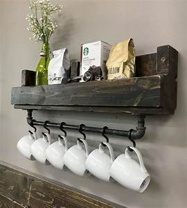 16 Creative Coffee Bar Decor Ideas - All Gifts Considered