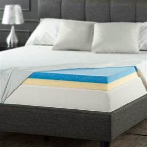 5 best cooling mattress pads toppers jan 2018 With compare mattress toppers