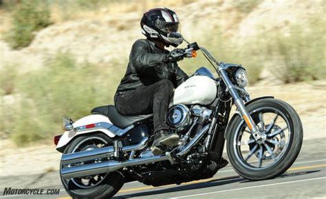 2018 Harley-davidson Low Rider Review