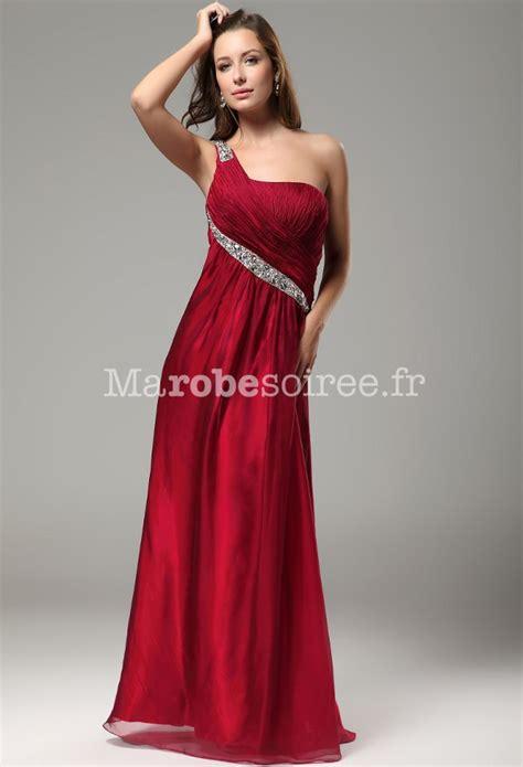 robe pour mariage framboise robe de soir 233 e longue asym 233 trique framboise mariage