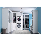 Electrolux EFLS617SIW Washer & EFME617SIW Electric Dryer w