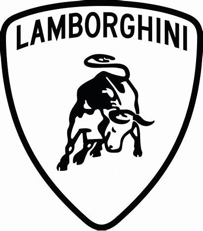 Ferrari Porsche Logos Brands Lamborghini Vector Silhouette