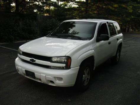 where to buy car manuals 2004 chevrolet trailblazer electronic throttle control purchase used 2004 chevy trailblazer lt auto cd power great running suv no reserve in