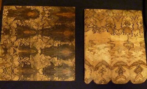 Handmade Spalted Sycamore End Grain Chopping Board