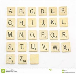 scrabble alphabet royalty free stock photo image 8827575 With scrabble block letters