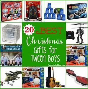 20 Best Christmas Gifts for Tween Boys Brendan