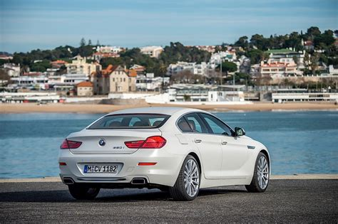 Bmw 6 Series Gran Coupe (f06) Specs & Photos