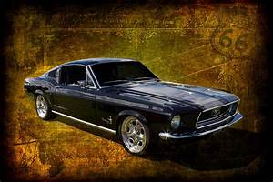 68 Fastback Photograph by Keith Hawley
