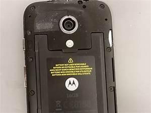 Motorola Moto G 1st Generation Teardown