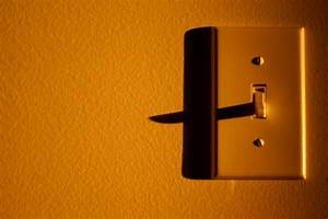 DIY: Quick Way To Spruce Up A Light Switch Cover