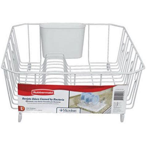 dish rack that fits in sink rubbermaid antimicrobial dish racks in sink dish drainer