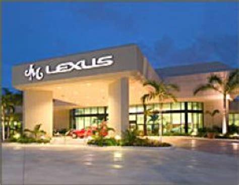 Jm Lexus By Dana B. Kenyon Company In Margate, Fl