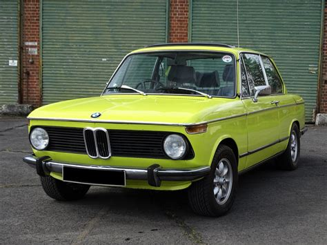 1973 Bmw 2002 Hagerty Classic Car Price Guide