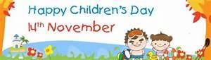Happy Children's Day 14th November