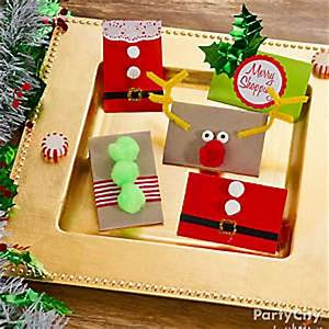DIY Christmas Gift Wrap Ideas Party City