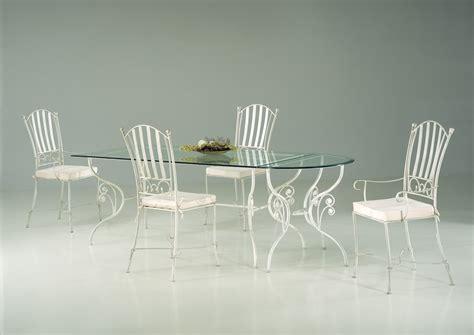 table verre fer forg 233 rectangulaire de salle 224 manger graziella table de salle 224 manger