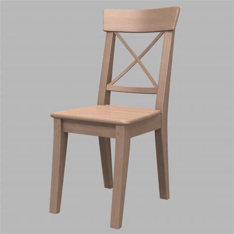 3d model ingolf chair