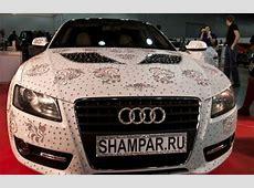 Swarovski Studded Audi Blinds Us with its Bling
