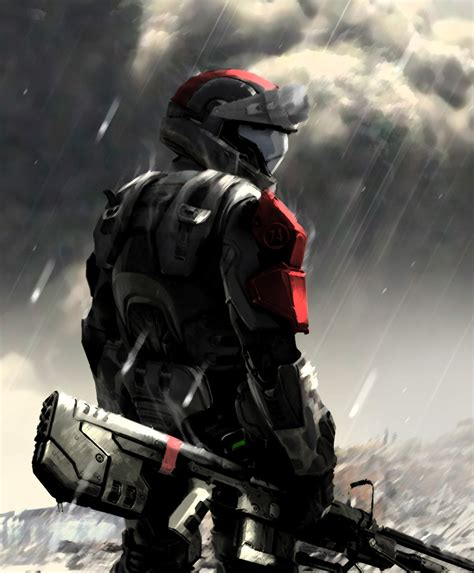 Ooc Halo Odst After The War — Roleplayer Guild
