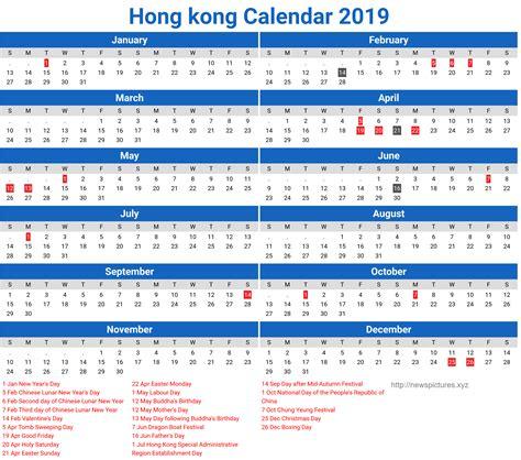 hong kong calendar newspicturesxyz