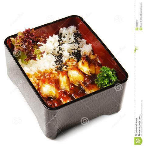 anguille cuisine cuisine japonaise anguille frite images libres de droits