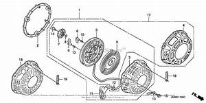 30 Honda Gx200 Parts Diagram