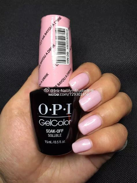 opi new colors opi new orleans opi gelcolor in 2019 opi nails opi