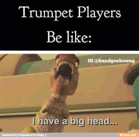 Trumpet Player Memes - 87 best band memes images on pinterest band nerd marching band memes and music humor
