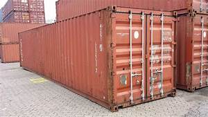 Auto Für Umzug Mieten : 40 fuss lagercontainer seecontainer reifencontainer in ~ Watch28wear.com Haus und Dekorationen