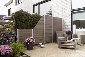 Terrassen sichtschutz tolle ideen f r diese praktische deko for Sichtschutz für terrassen