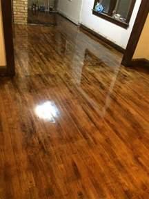 choosing hardwood floor stains wood