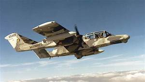 The Amazing OV-10 Bronco Was Never Allowed To Meet Its ...