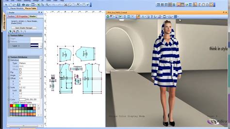 pattern cutting software  fashion design drape