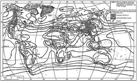Количество солнечной радиации ВосточноЕвропейской равнины 🤓 [Есть ответ]