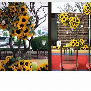 Sunflower arrangements - summer Patriotic Pinterest