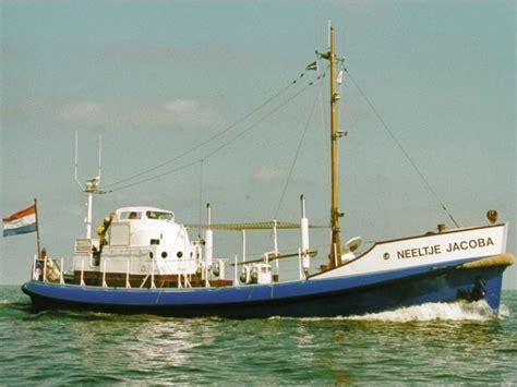 foto de Ex reddingboot Neeltje Jacoba is serieus te koop