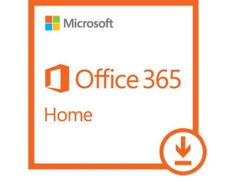 Office 365 Home Subscription by Ms Office Deals On 1001 Blocks