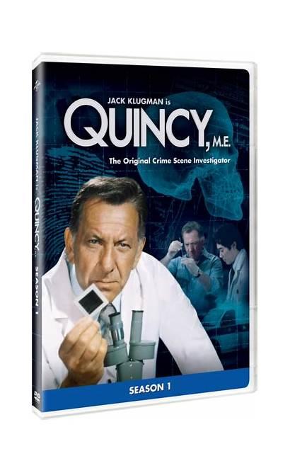 Quincy Season Dvd Drama