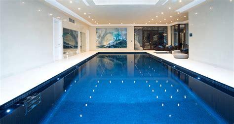 Indoor Pool : Indoor Swimming Pool Design & Construction-falcon Pools